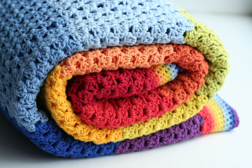 Knitting A Blanket With Circular Needles : Top projects for circular knitting needles ebay