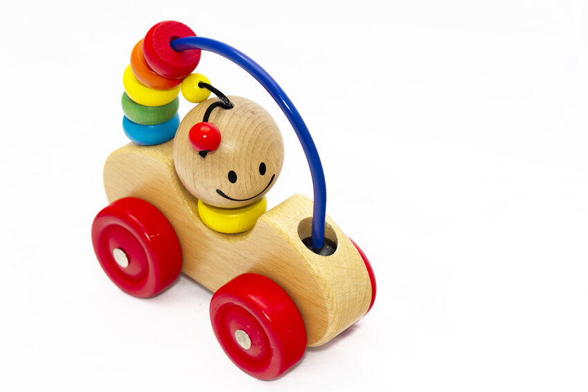Push and Roll Toys