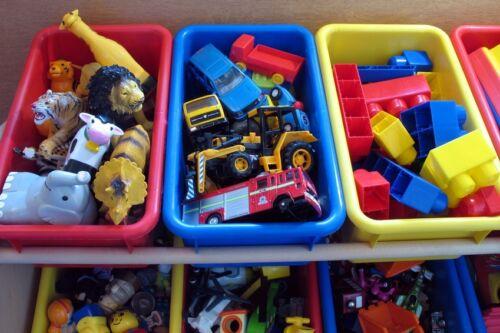 niedliche und praktische aufbewahrungsboxen f r spielzeug. Black Bedroom Furniture Sets. Home Design Ideas
