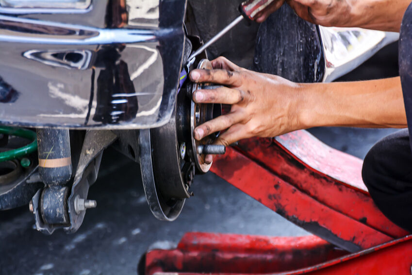 Einbauanleitung für Bremsscheiben
