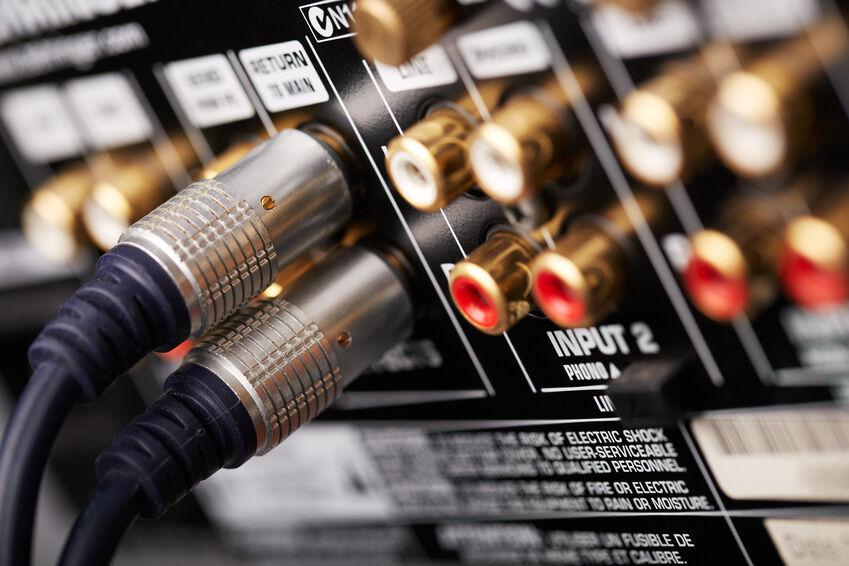Der Anschluss muss passen: Das Cinch-Kabel mit dem richtigen Stecker finden