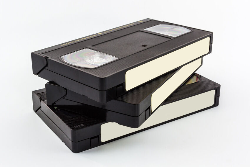 can i recycle vhs video tapes ebay. Black Bedroom Furniture Sets. Home Design Ideas