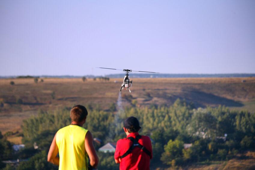 Steuerungs-Modelle für Apache Hubschrauber: Das sollten Sie als Hobby-Pilot wissen