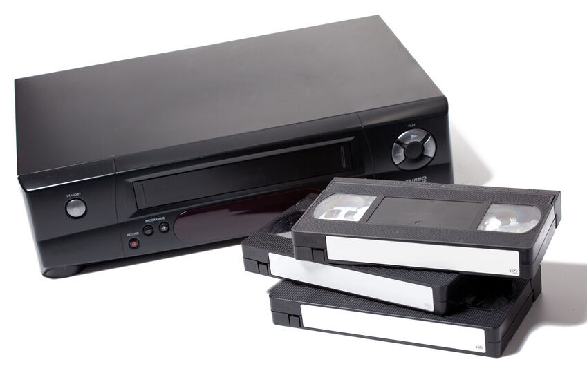 Top 3 VCR Players