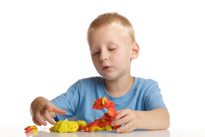 Fimo Knetmasse für Kinder - 3 Tipps, die Sie beherzigen sollten