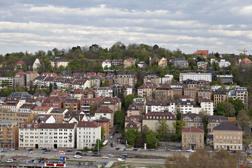 Die beliebtesten Postkarten-Motive Stuttgarts