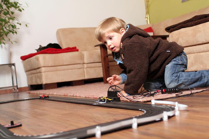 Carrera Go!!! und Carrera Digital - für kleine Rennfahrer