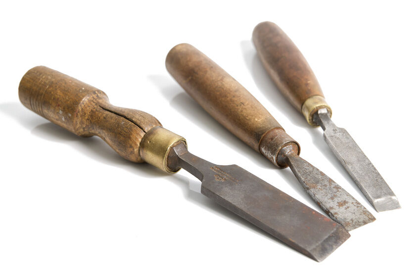 How To Sharpen A Chisel By Hand Ebay