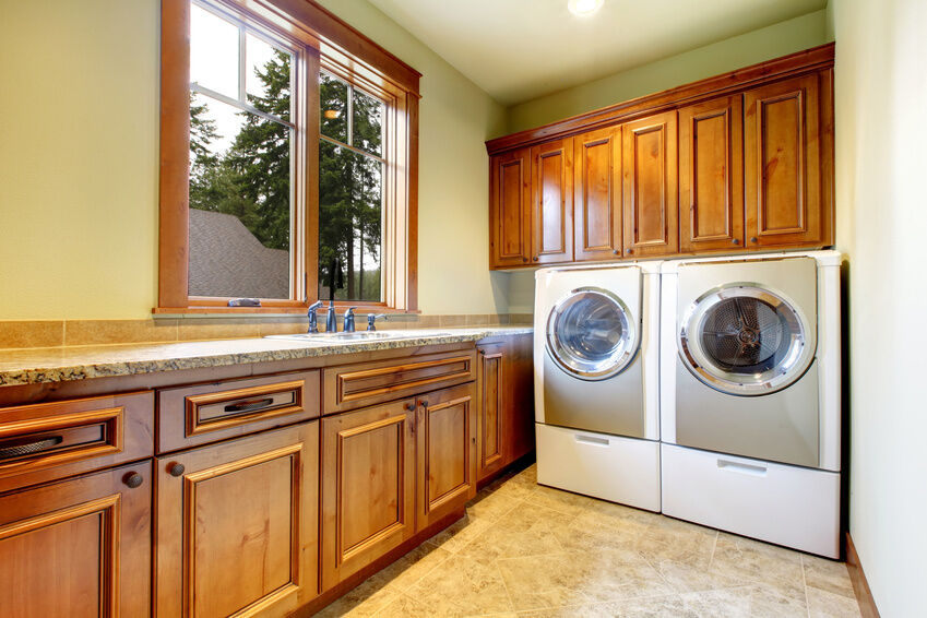 Renovate Your Laundry With These Ideas