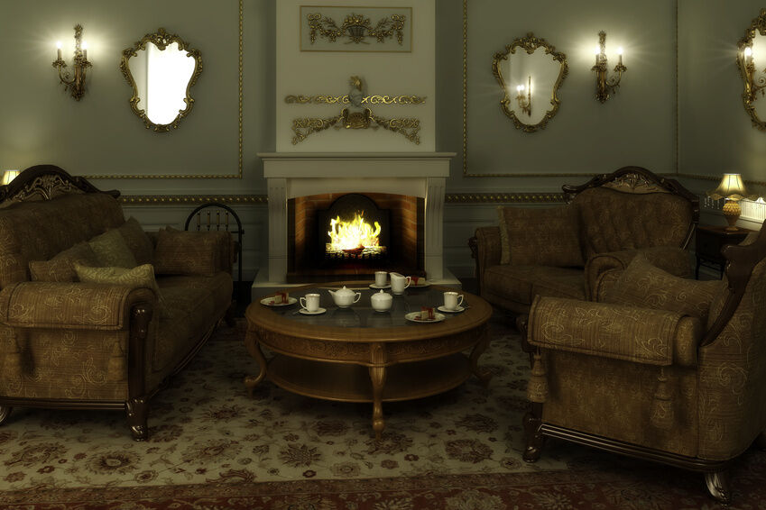 Pracht und Prunk: Das zeichnet Möbel aus dem Zeitalter des Barock aus