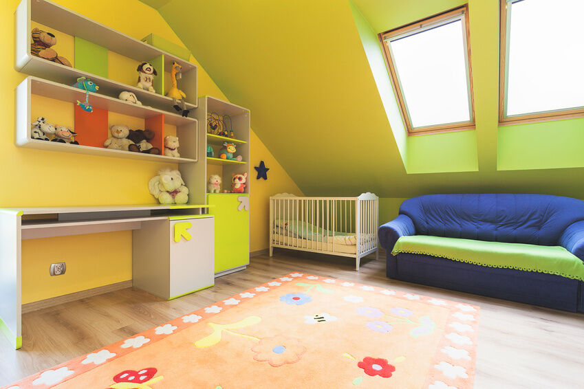 A Parents' Guide to a Baby Nursery