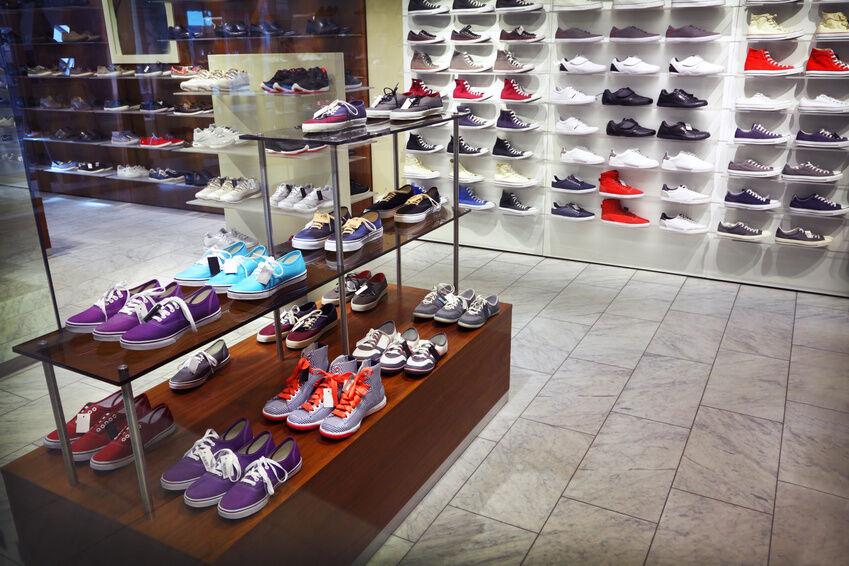 Nike Shox - auch ein Hingucker für die Freizeit