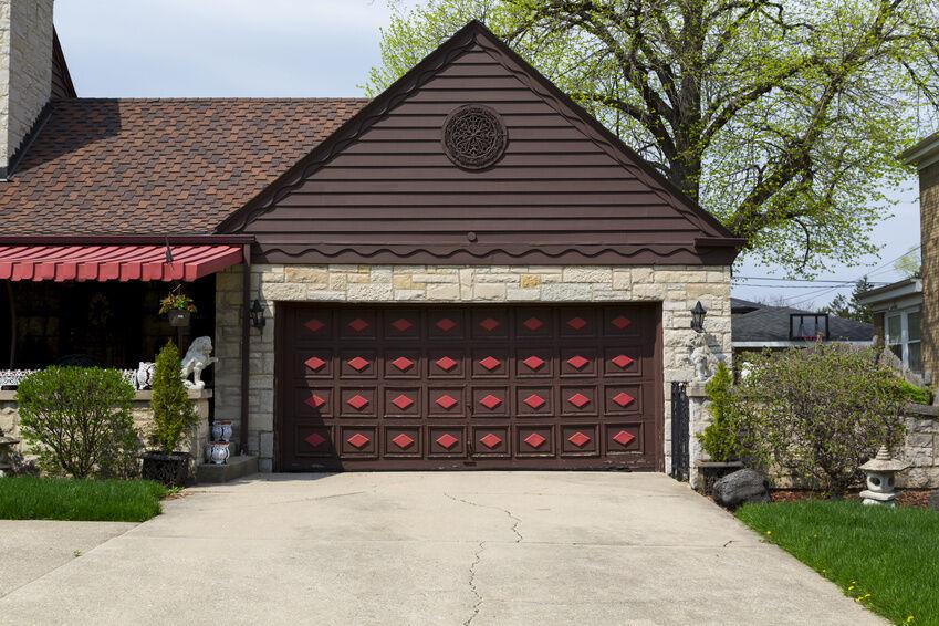wann eignet sich ein schwingtor und wann ein rolltor f r ihre garage ebay. Black Bedroom Furniture Sets. Home Design Ideas