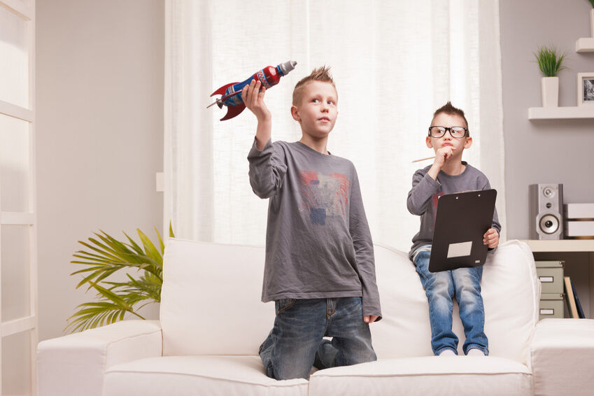 How to Build Your Own Toy Rocket