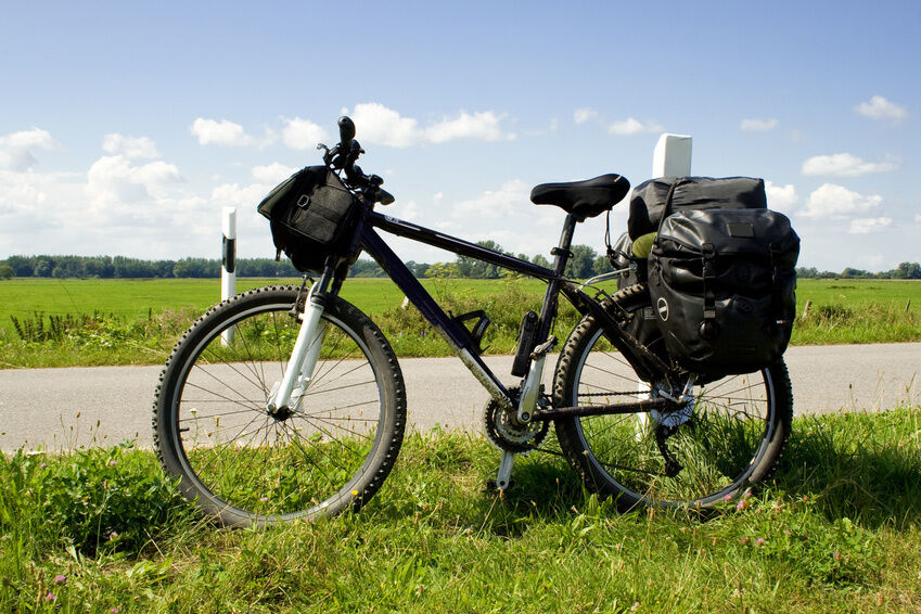 How to Pack Panniers for Touring