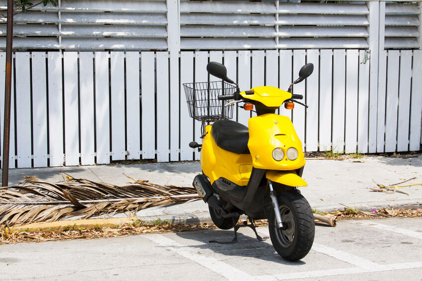 How to Properly Maintain Your Scooter
