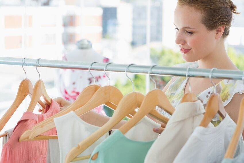 Wall-Mounted Clothes Rail vs. a Standing Clothes Rail