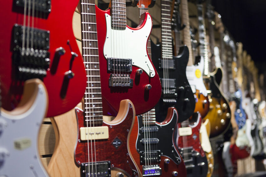 How to Buy a Good Electric Guitar