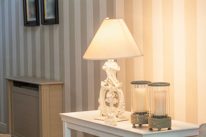 How to Buy an Affordable Antique Lamp
