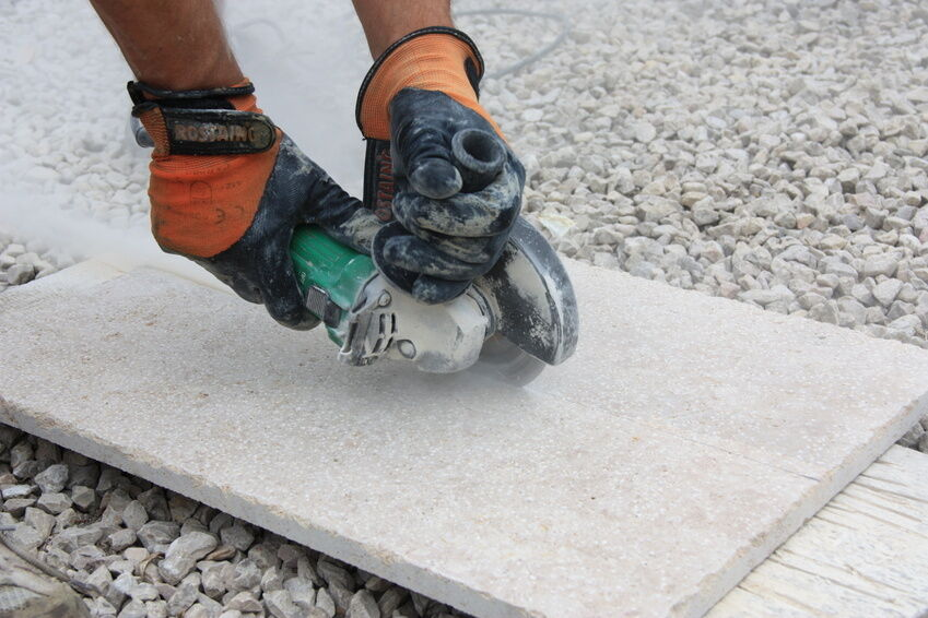 learn how to do mosaic tile