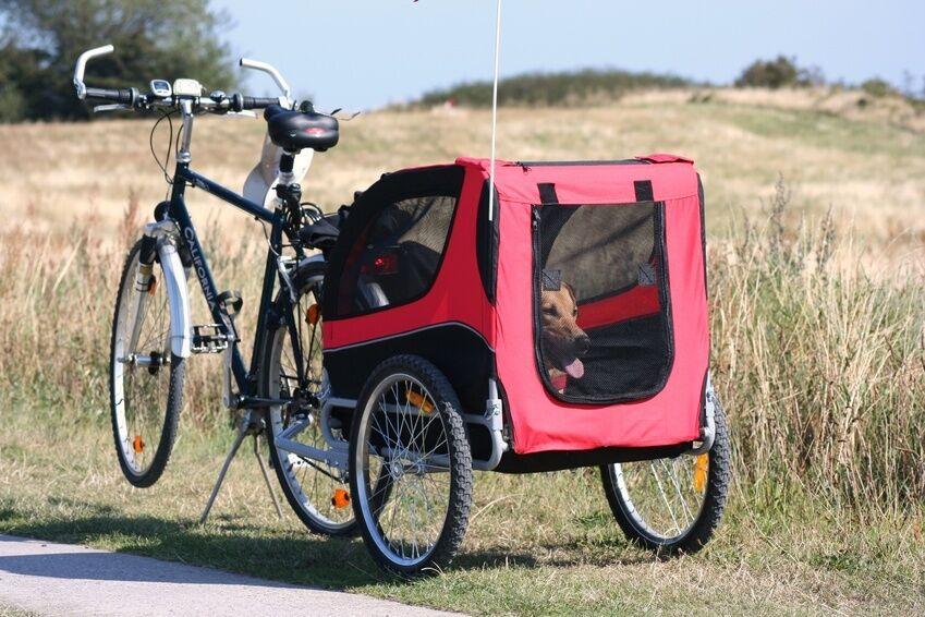 lasten mit dem fahrrad transportieren tipps zur auswahl eines handwagens ebay. Black Bedroom Furniture Sets. Home Design Ideas