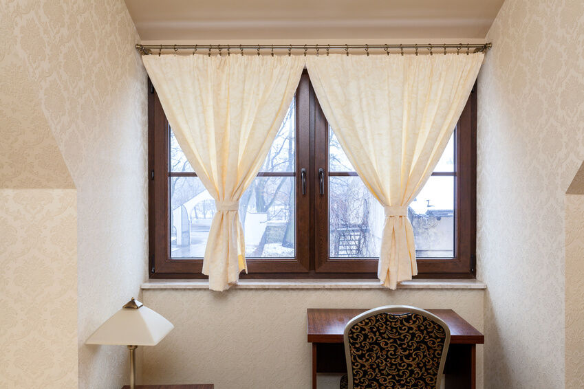 How to Make Cotton Curtains