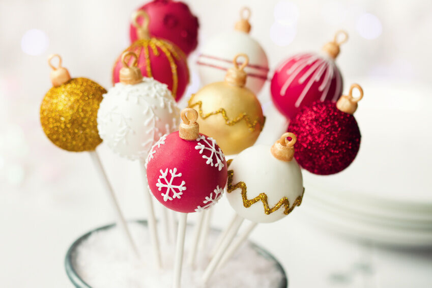 Candy Molds Christmas