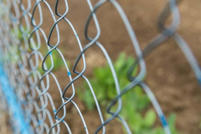 How To Tie Chain Link Fence Wire Ebay