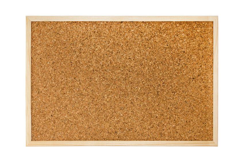 How to Build a Cork Memo Board