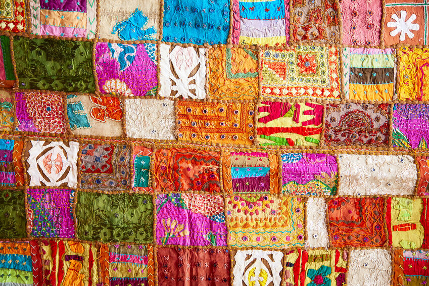 Your Guide to Buying Vintage Patchwork Products