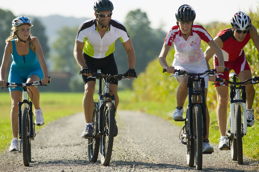 Your Guide to Cycling in Warm Weather