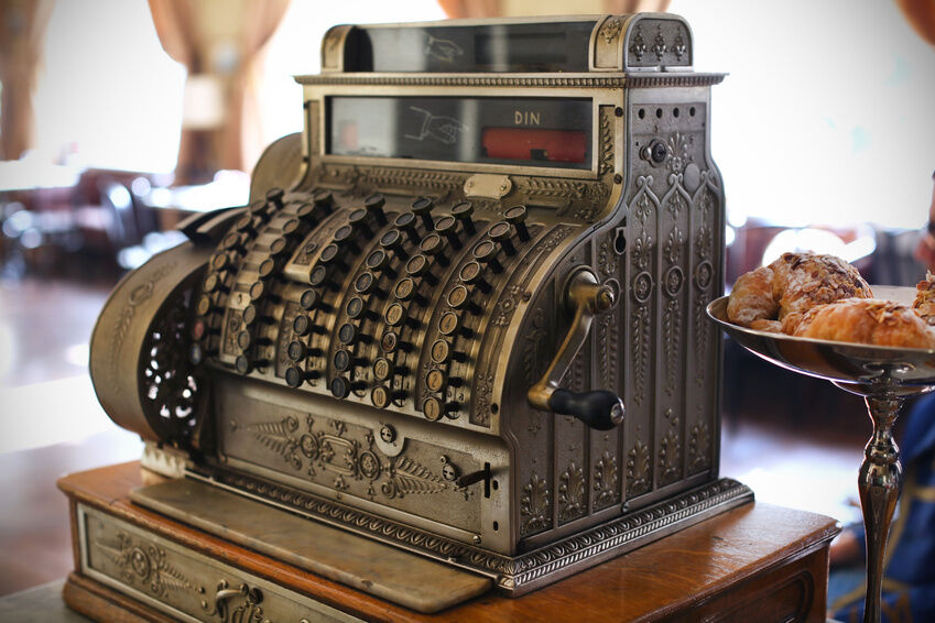 How to Buy an Antique Cash Register