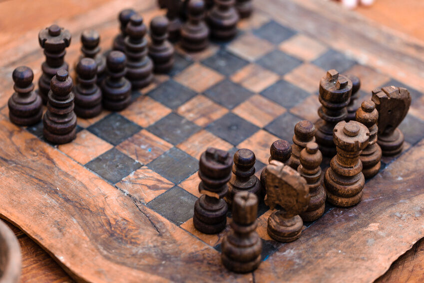 Decorative Chess Sets antique chess set buying guide | ebay