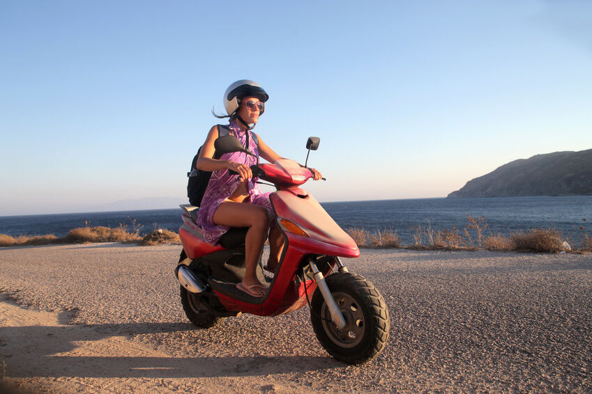 How to Choose Wheels for Your Moped