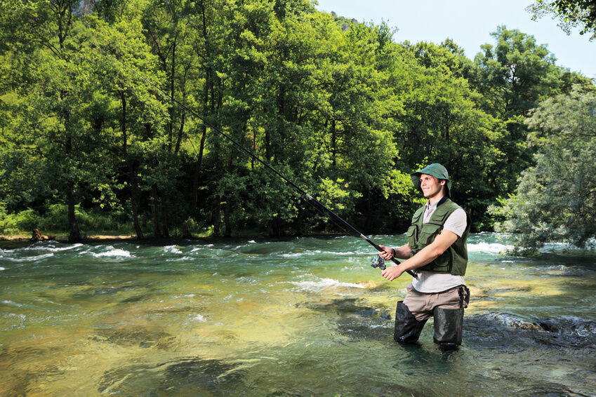 Top 3 All-round Fly Fishing Rods