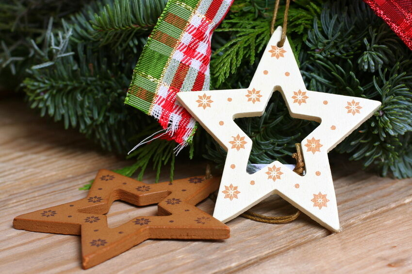 Christmas Decorations Made From Clay : Diy clay christmas ornaments at home