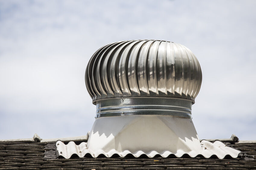 Turbine Roof Ventilators : How to install a roof turbine ventilator ebay
