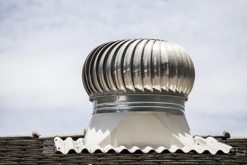 Air Vent Turbine Ventilator : How to install a roof turbine ventilator ebay