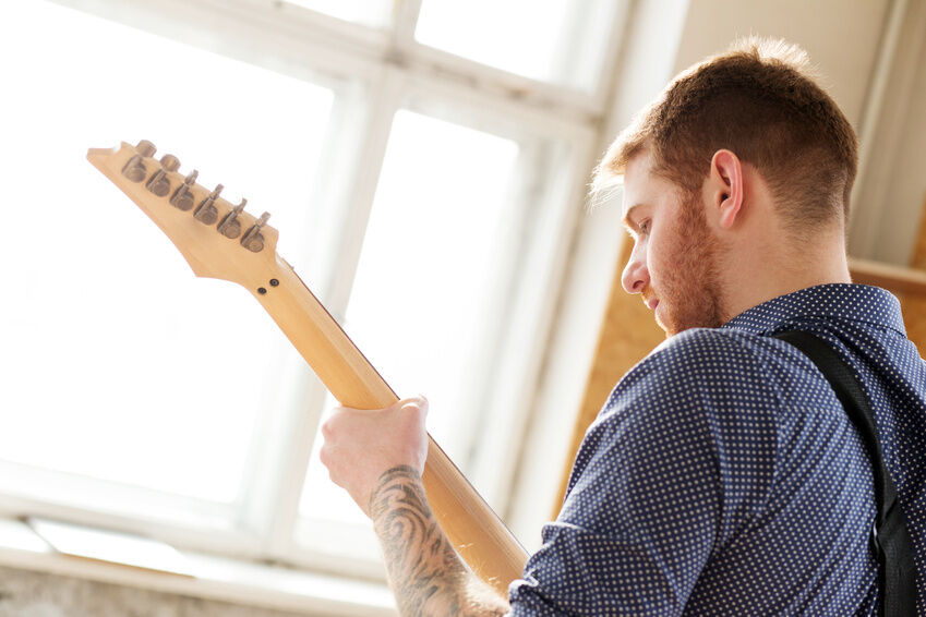 How to Care for Your Fender Telecaster