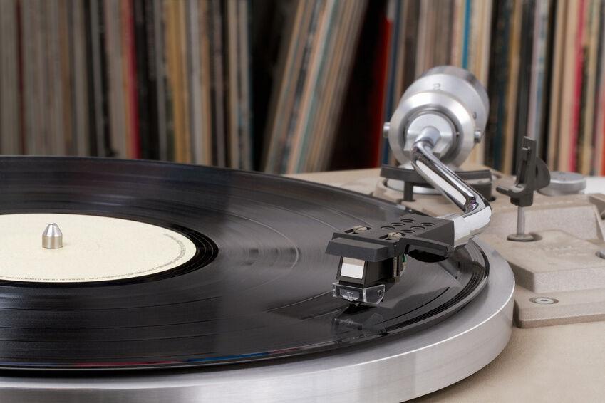 Auf welchen Geräten kann man alte Schellackplatten abspielen?