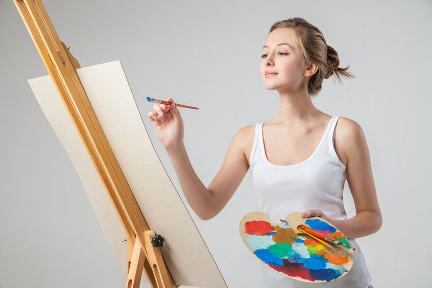 10 Creative Techniques for Abstract Painting