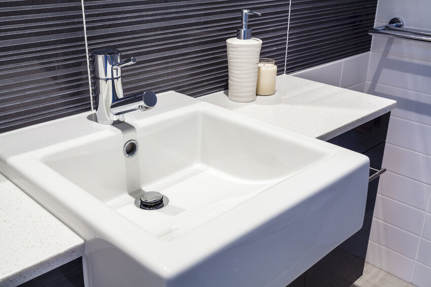 How to Fit a Bathroom Basin