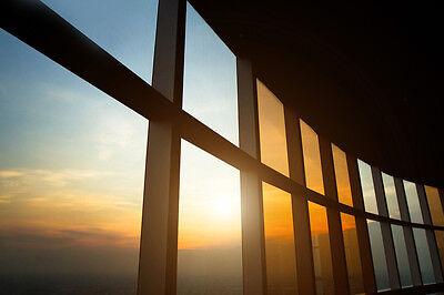Sonnenschutzfolie 77 cm breit Sichtschutz innen Folie Sonnenschutz 40784
