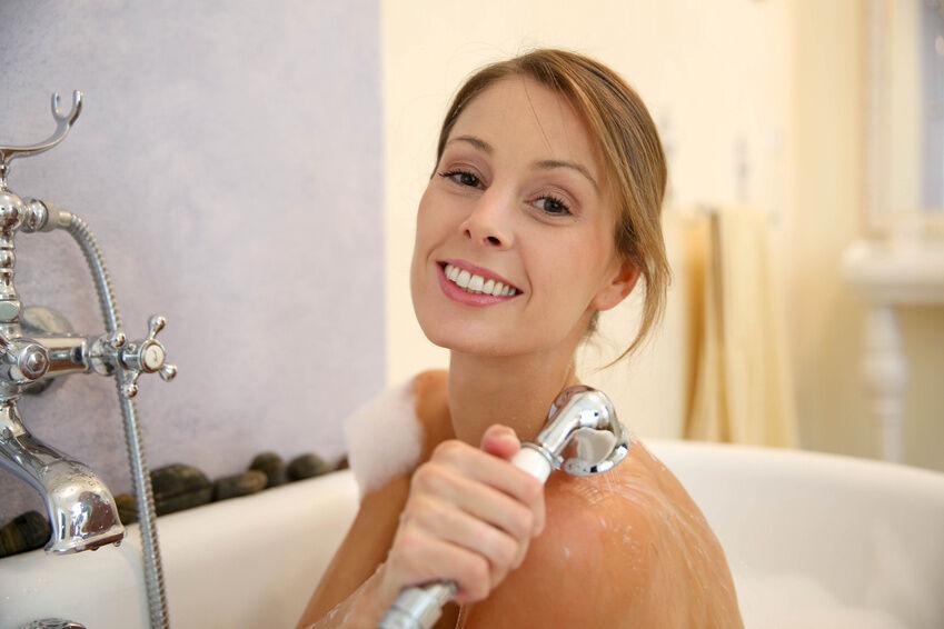 Die Vorzüge von Duschköpfen mit Anti-Kalk-System