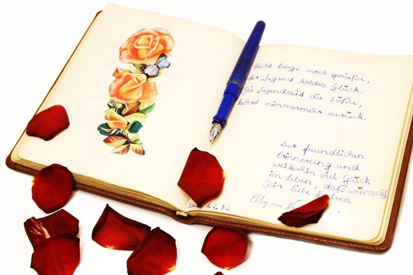 Fur meine beste Freundin Poesiealben fur Madchen