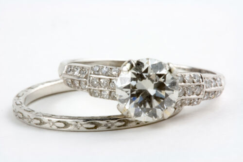 Antique Art Deco Diamond Ring Buying Guide