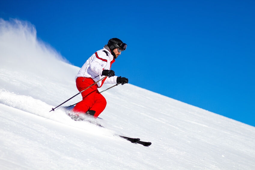 Wie Sie die richtige Skilänge und -form für sich ermitteln