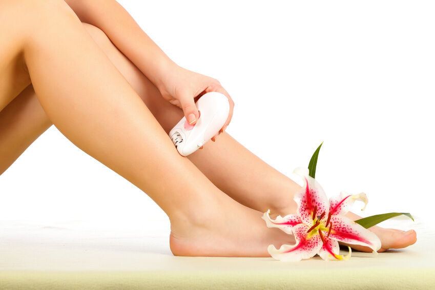 Eignen sich Silk-épil Epilierer auch für empfindliche Haut?