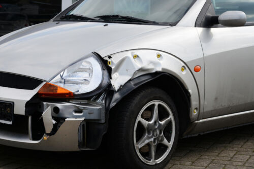 How to Repair Small Dents in Your Car