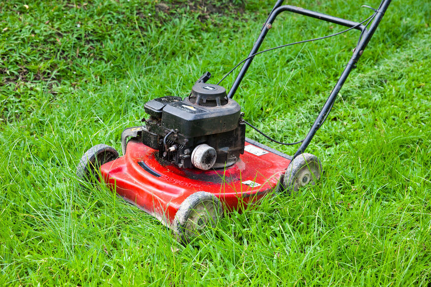 How To Troubleshoot A Lawn Mower Engine Ebay